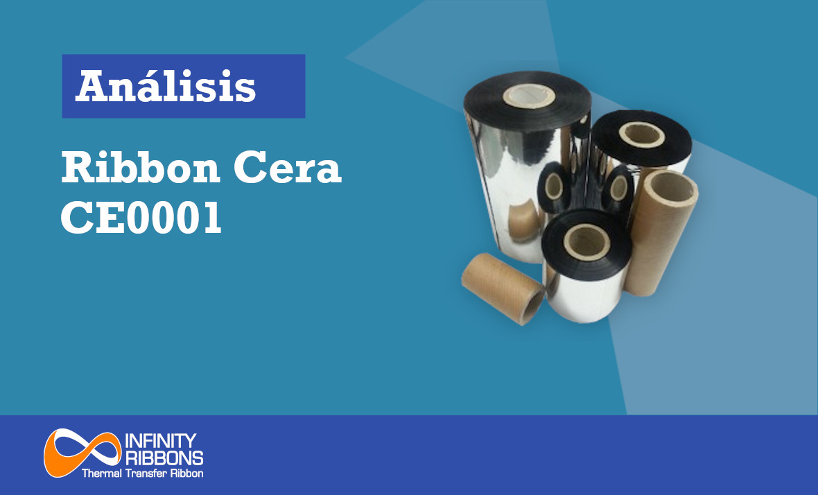 Análisis Ribbon Cera CE0001