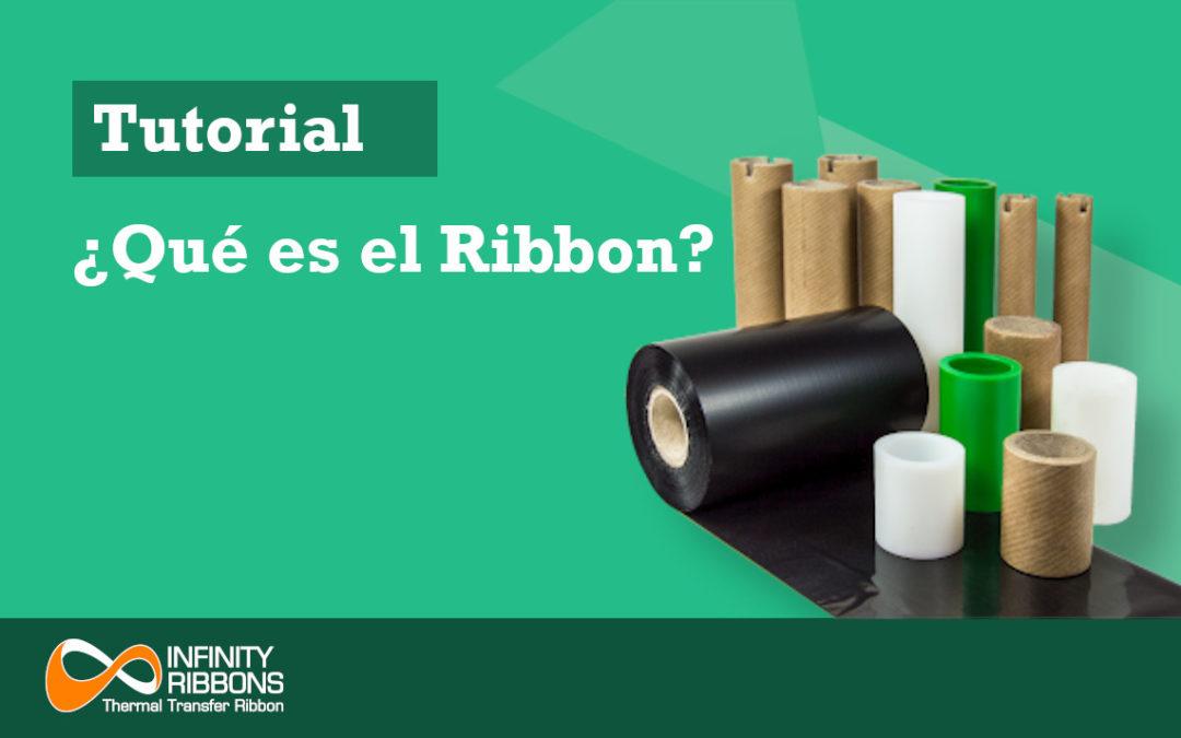 ¿Qué es el Ribbon?