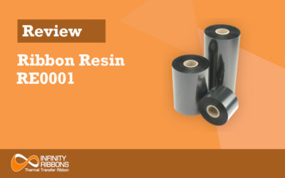 Review Ribbon Resin RE0001