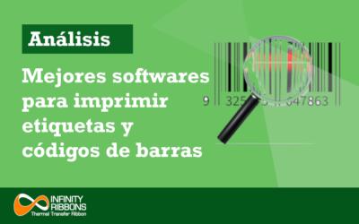 Mejores softwares para imprimir etiquetas y códigos de barras